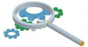 track magnify glass